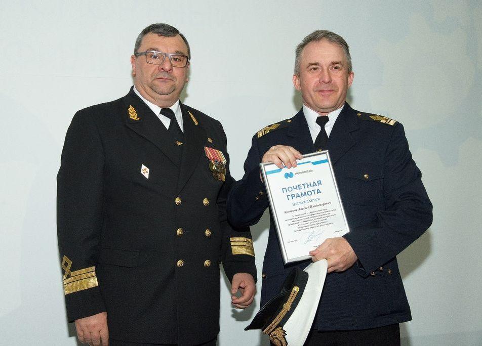 В Дудинке чествовали лучших работников Заполярного транспортного филиала компании «Норникель»