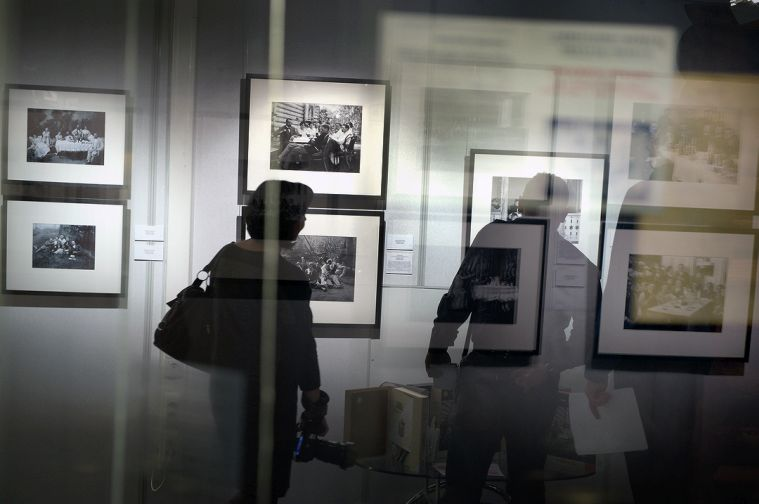 """Выставка МАММ, приуроченная к юбилеям Дудинки и ЗТФ """"Норникеля"""", начинает работу"""