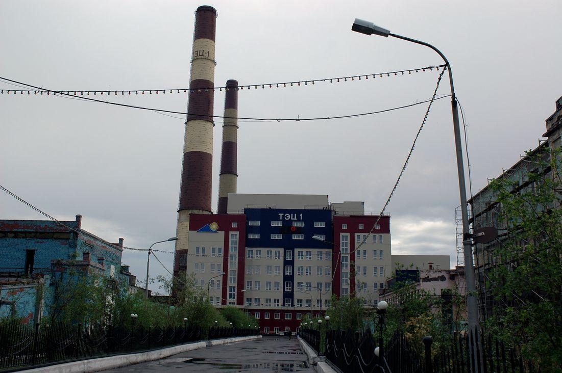 Горячую воду в Норильске будут отключать не дольше чем на пять дней