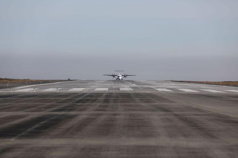 ВНорильске подытожили 2-го этапа реконструкции аэропорта