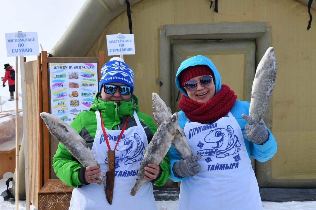 Фестиваль подледной рыбалки пройдет в Дудинке 25 апреля