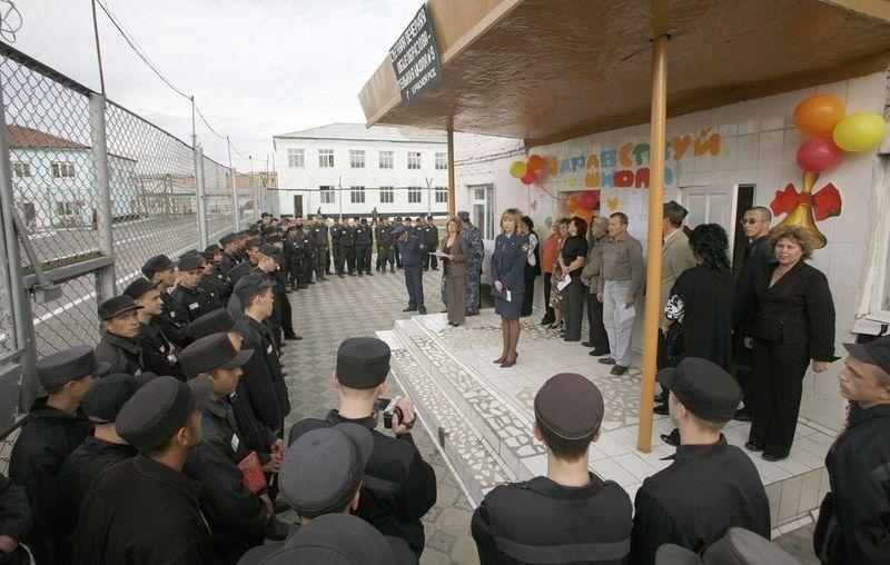 Почти 2500 осужденных сегодня сели за парты в исправительных учреждениях края
