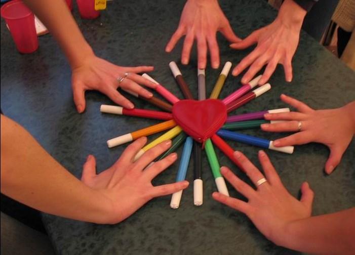 Мастер-класс устроили таймырские волонтеры для воспитанников отделения социальной реабилитации несовершеннолетних
