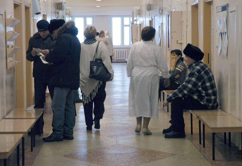 Норильские медики два дня будут консультировать горожан по вопросам правильного питания, отказа от курения и выявления хронического стресса