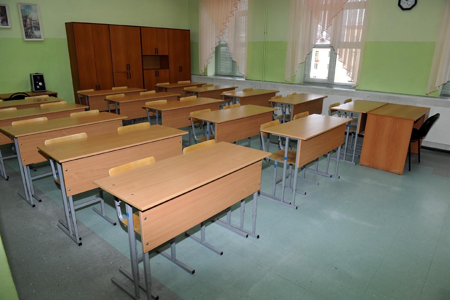 Приемка школ к новому учебному году началась в Норильске сегодня