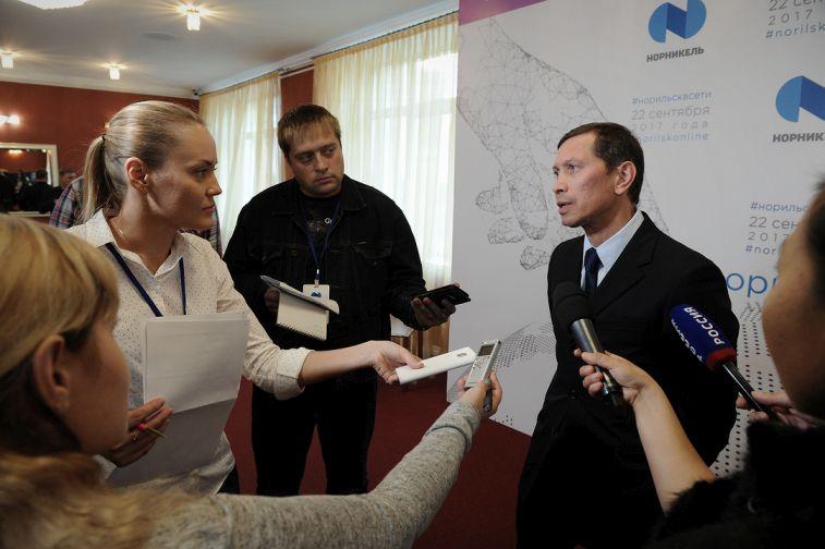 Граждане Норильска получили широкополосный доступ вИнтернет