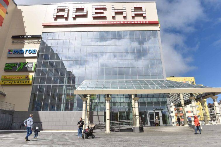 """Танцплощадка откроется в воскресенье на площади перед СРК """"Арена"""" в Норильске"""