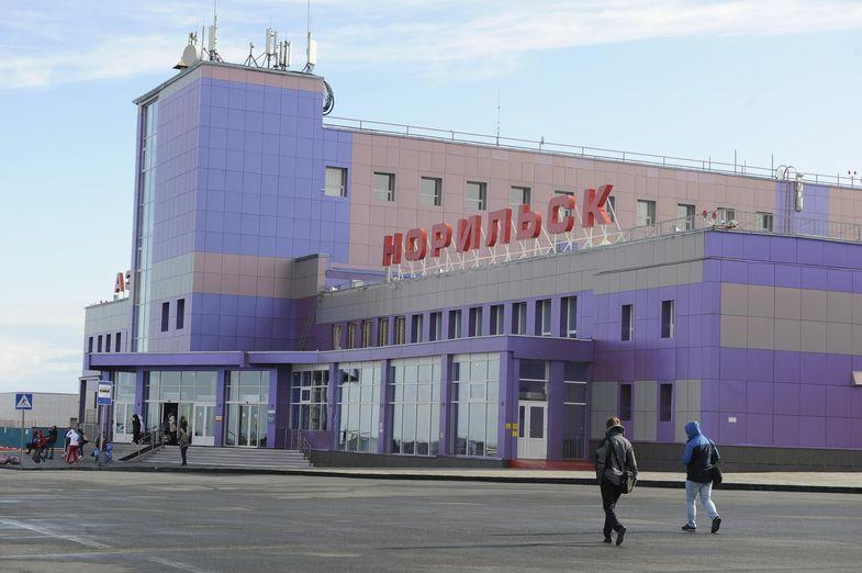 Норильский аэропорт был эвакуирован этим утром