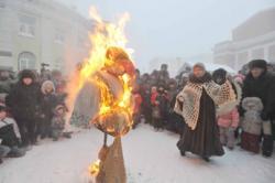 """Традиционный съезжий праздник """"Большая Масленица"""" пройдет в Норильске в воскресенье"""
