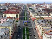 В день города в Норильске ограничат движение автотранспорта