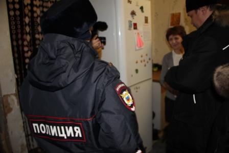 """Итоги операции """"Шанс"""" подвели Норильские полицейские"""
