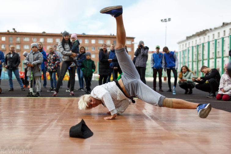 Ежегодный фестиваль Nord Extreme Fest выявил лучших в городе экстремалов