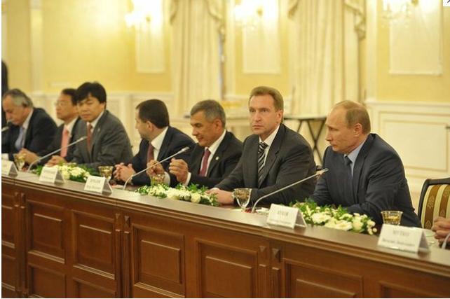 Владимир Путин лично поддержит Красноярск в заявочной кампании Универсиады-2019