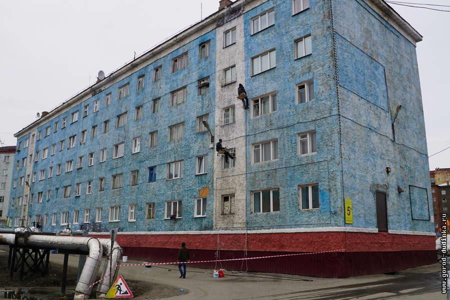 Смета по ремонту фасада многоквартирного дома