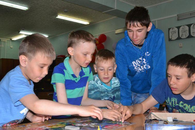 Таймырские школьники посещают бесплатные профильные отряды