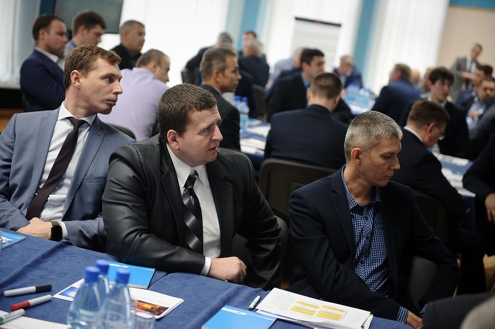 Впервые в Заполярном филиале «Норникеля» прошла коммуникационная сессия по промбезопасности