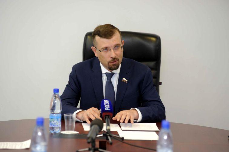 """Александр Пестряков: """"Норильский парламент на 70% будет состоять из единороссов"""""""