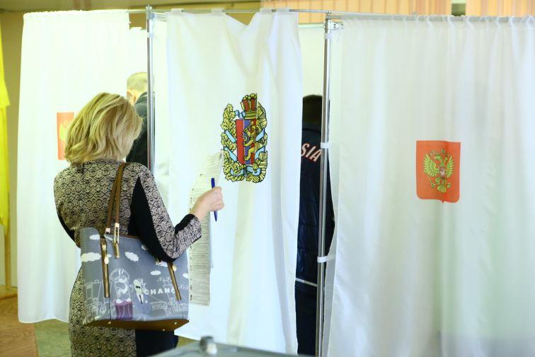 ВВоронеже граждане могут проголосовать навыборах-2018 поместу пребывания