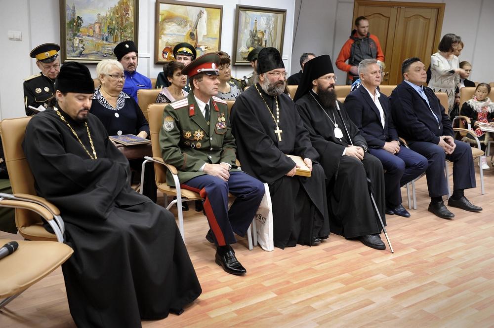 ВКрасноярском крае представили Евангелие для детей надолганском языке