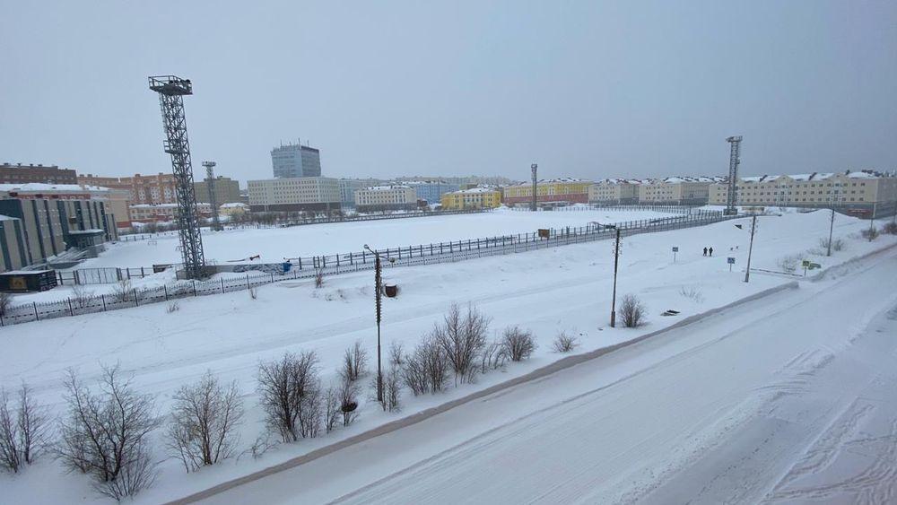 В ближайшие несколько дней Норильск ожидают незначительные перепады температуры