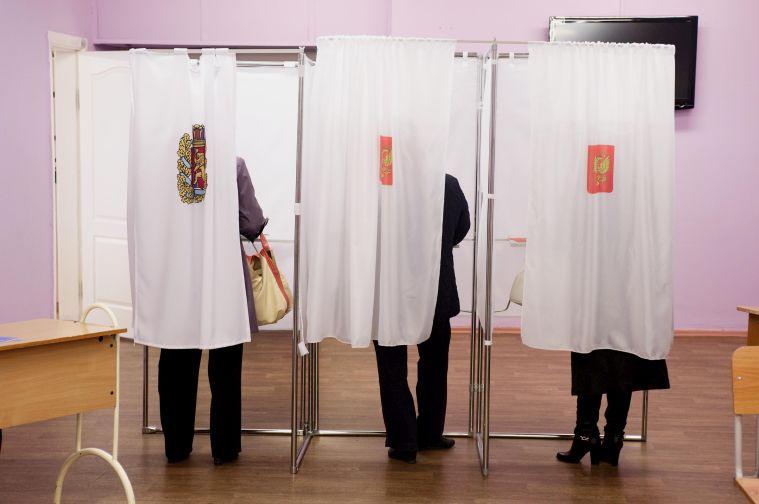 Все избирательные участки Норильска взяты под круглосуточную охрану