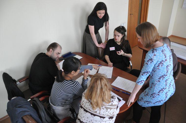 """Четвертая сессия курса """"Социальное предпринимательство"""" завершилась в Норильске"""