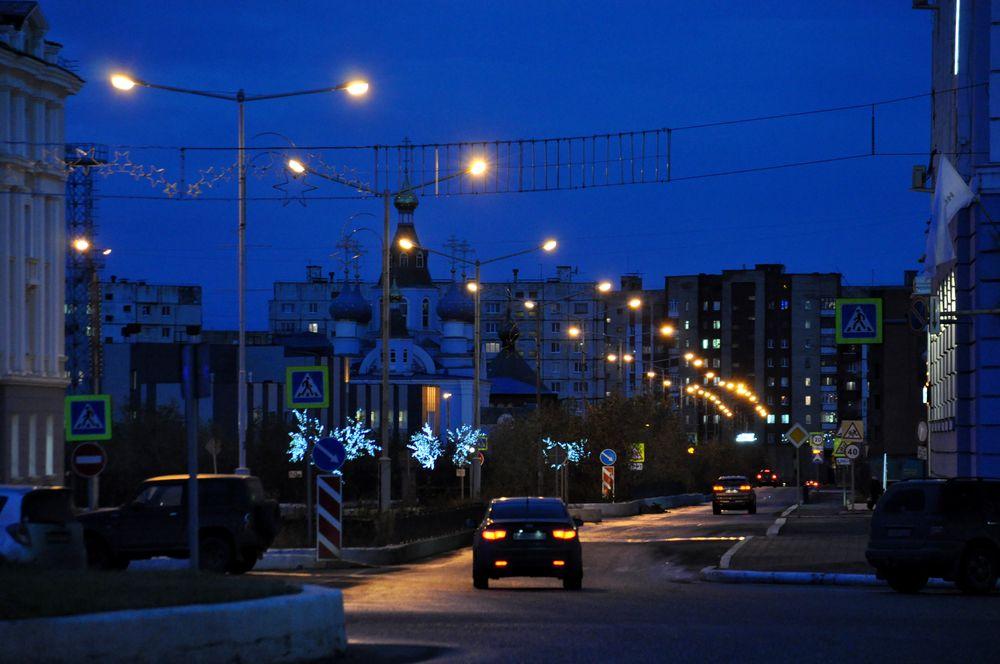 Переходим на «темную сторону»: световой день в Норильске постепенно убывает