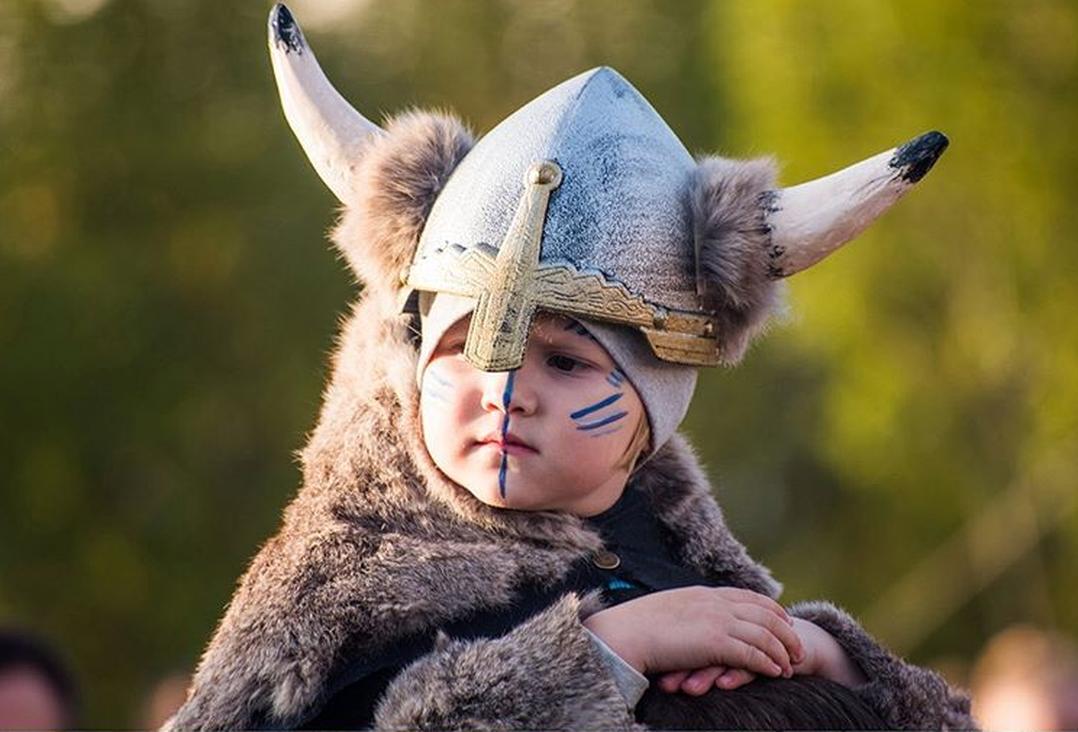 Викинги нанесут боевой раскрас и сразятся на мечах