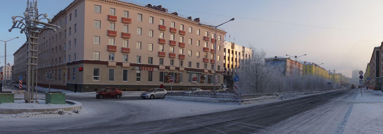 Норильск назвали вторым городом страны по окупаемости жилья