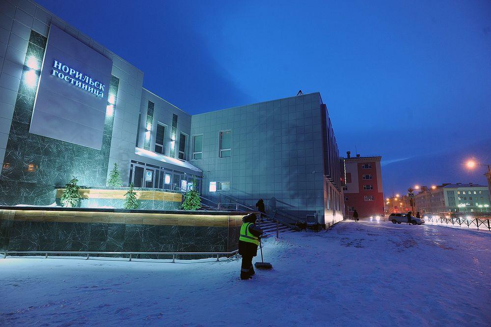 К концу недели в Норильске обещают потепление