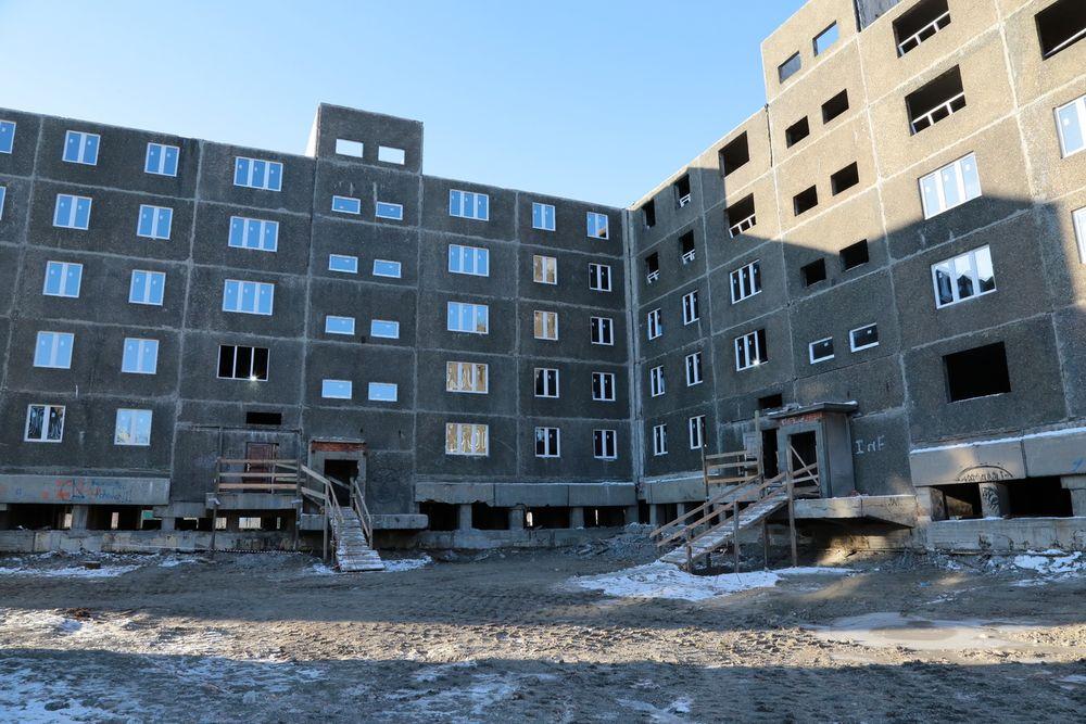 «Норникель» строит два жилых дома для своих специалистов