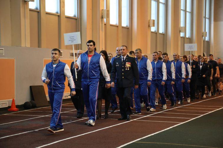 Фестиваль культуры и спорта среди силовиков продолжается в Норильске