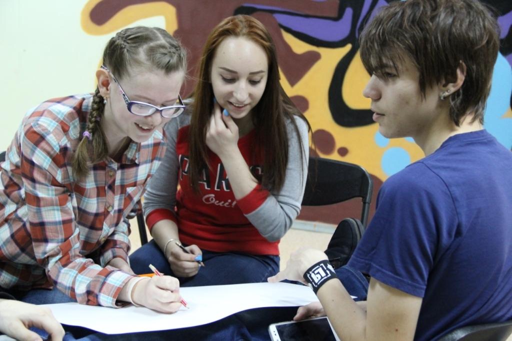 Таймырские старшеклассники и их родители встретились с представителями вузов и сузов Норильска и Якутска