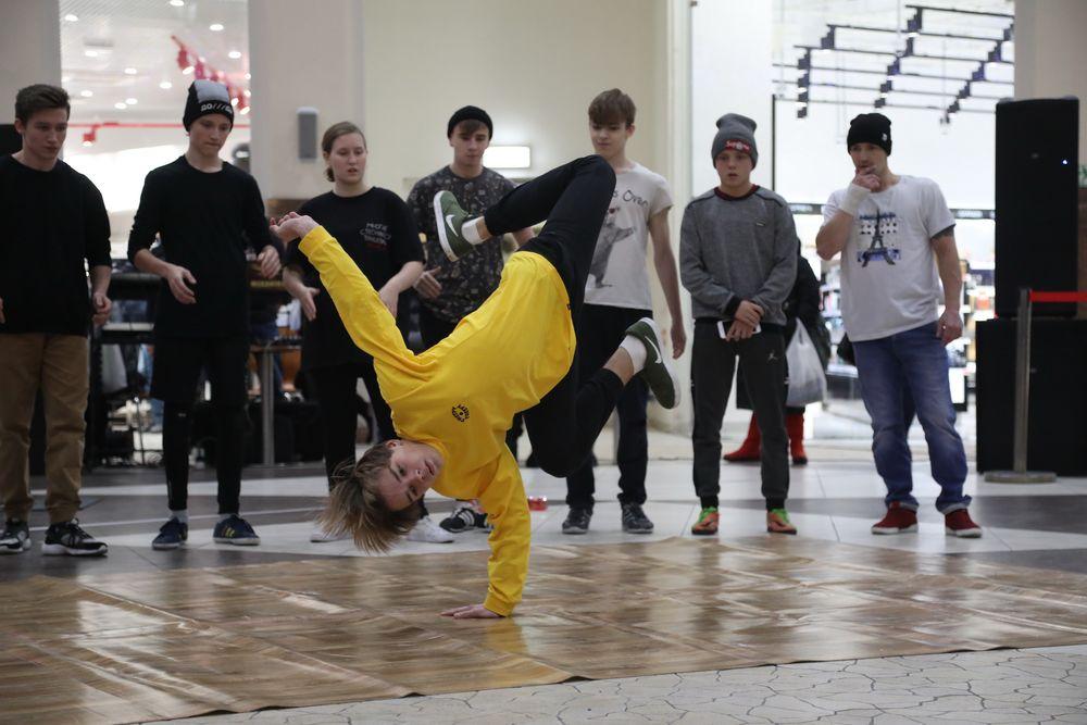 В Норильске открылась школа паркура «Экстремальный Север»