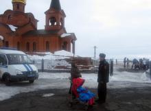 Полицейские Норильска и Дудинки обеспечат охрану общественного порядка во время крещенских праздников
