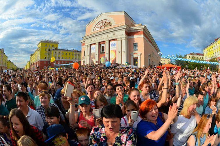 Норильск готовится отпраздновать День России