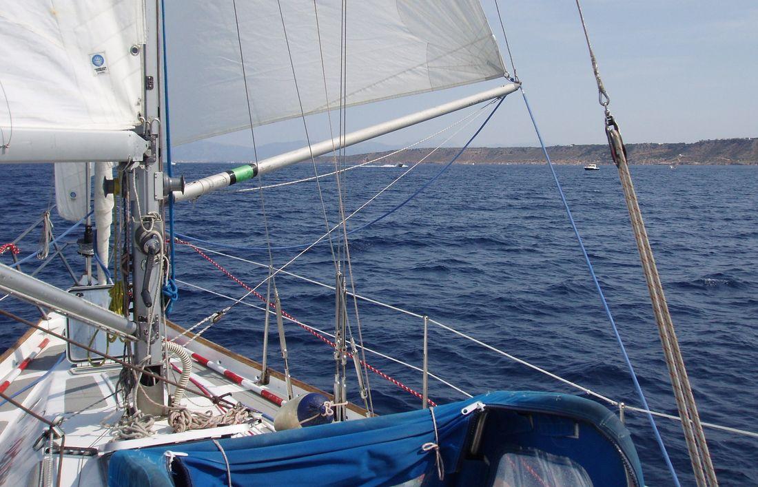 В Диксоне побывали участники кругосветной парусной экспедиции