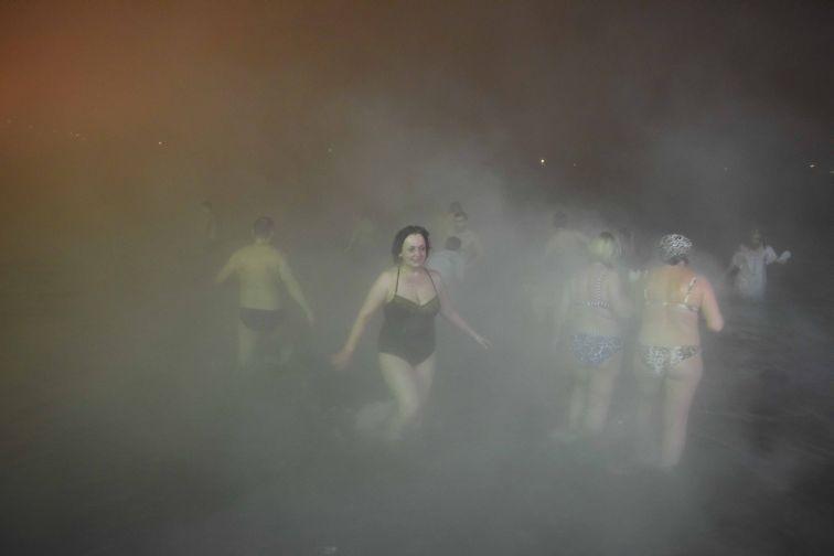 ВНорильске отменили крещенские купания из-за 50-градусных морозов