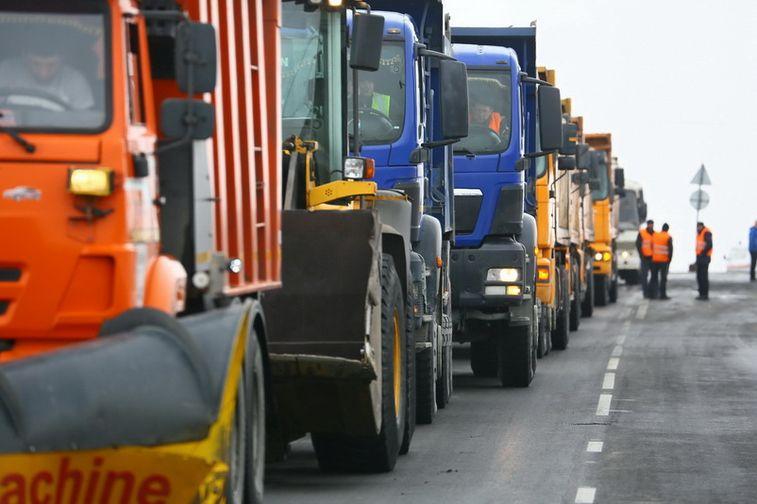 В Норильске открыли новый участок северной объездной дороги