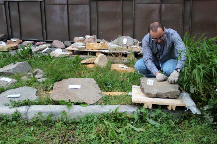 В столицу России привезут камень изНорильска для общенационального мемориала «Стена скорби»