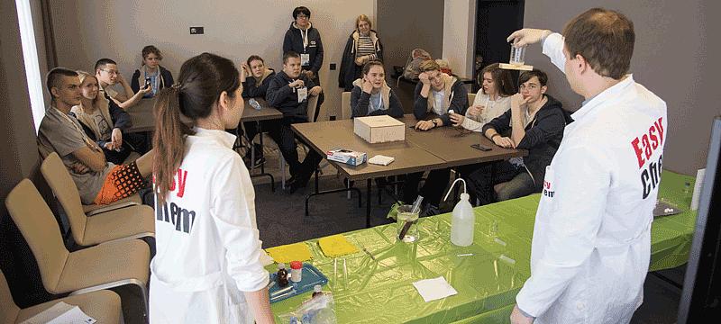 """""""Норникель"""" вдохновляет подростков на собственные изобретения"""
