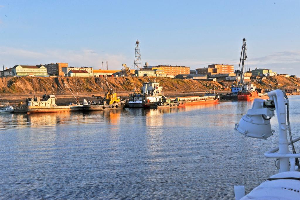 Морской порт в Хатанге оштрафовали на 300 тысяч рублей