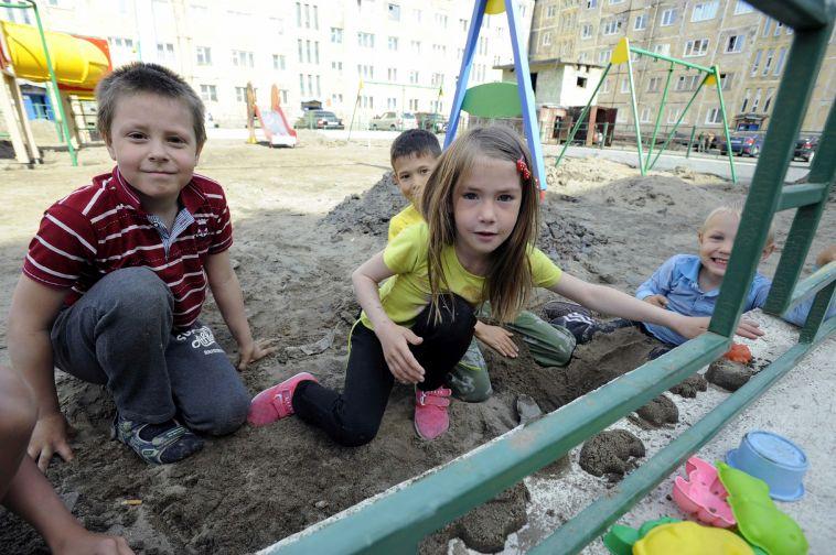 Наблагоустройство дворов ипарков вЗауралье истратят неменее млрд. руб.