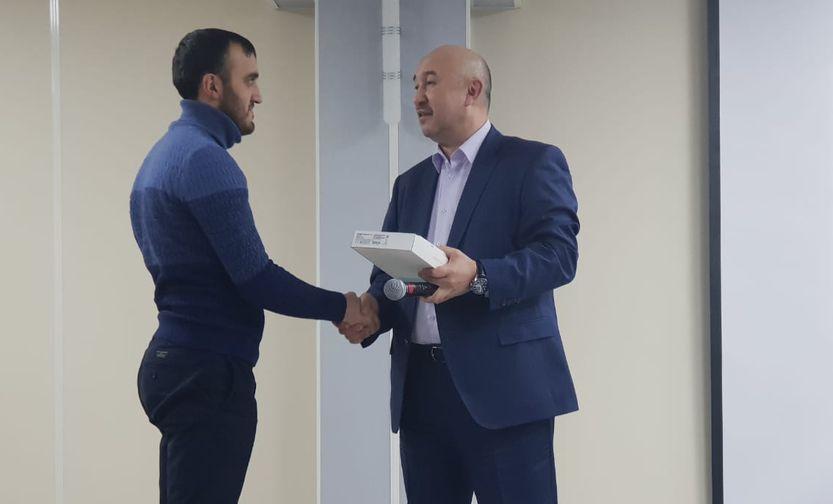 """На руднике """"Комсомольский"""" наградили лидеров программы """"Производственные инициативы"""""""