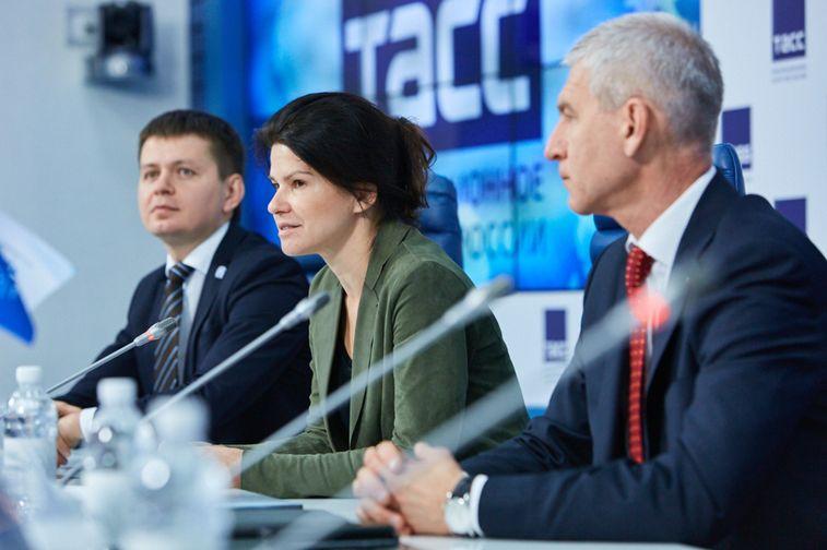 Елена Безденежных: «В спорт мы вкладываем более 4 млрд рублей»