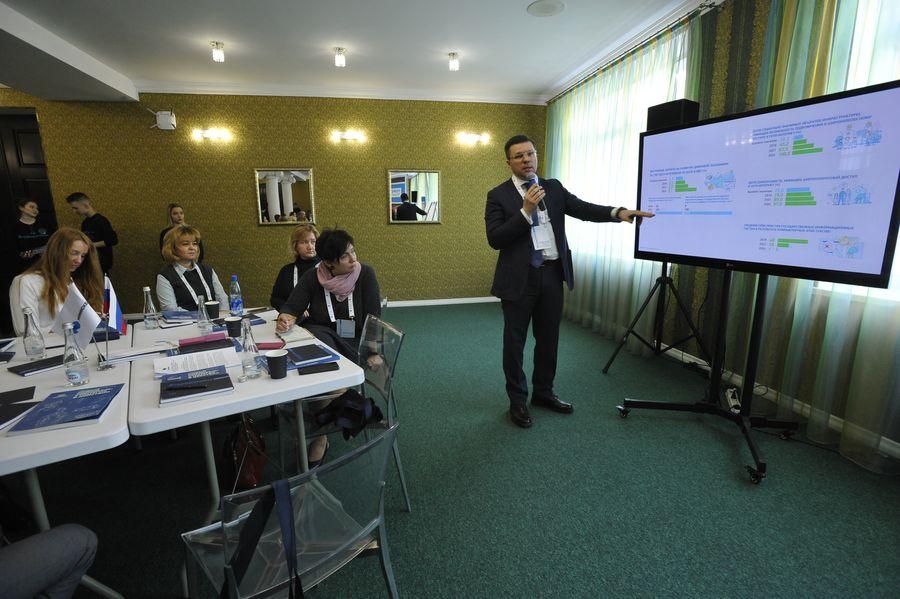 В Норильске проходит VI Форум социальных технологий «Город – это мы!»