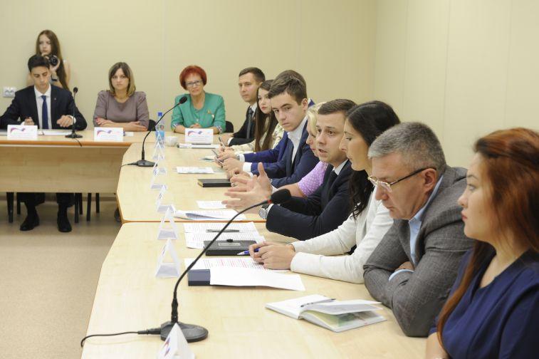 Перспективы развития молодежи обсудили в Норильске
