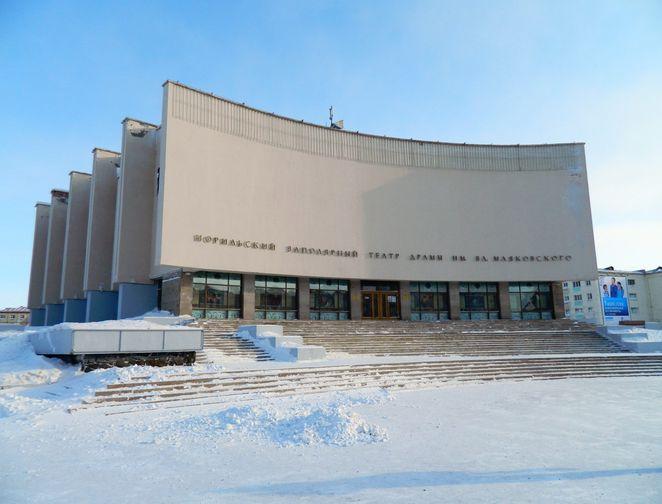 """В Норильском Заполярном драмтеатре в воскресенье состоится премьерный показ спектакля """"Дракон"""""""