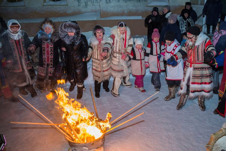 На Таймыре прошел этнический фестиваль