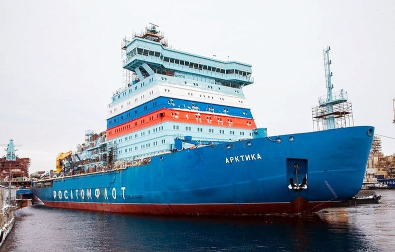 В Мурманске обсудили строительство двух новых ледоколов для Арктики